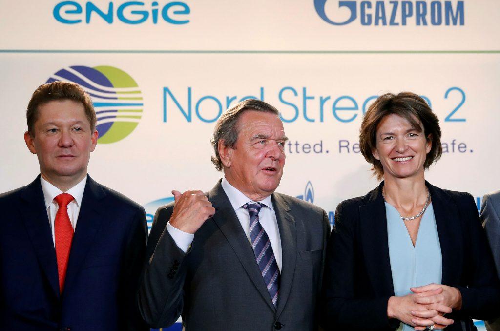Leak May Put Brakes on Putin's European Pipeline Dominance