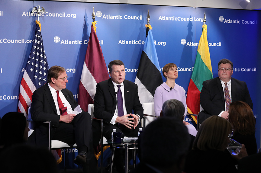 100 Years of U.S.-Baltic Partnership: Reflecting on the Past and Looking to the Future
