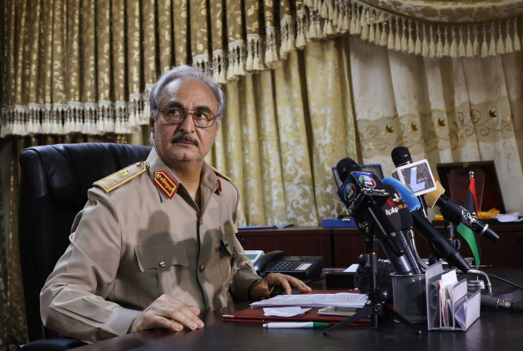 Can Libya survive without Haftar?