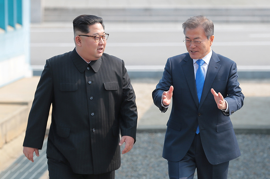 The Koreas: Charting a Path to Peace