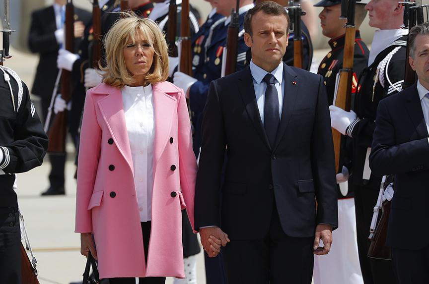 Mr. Macron Goes to Washington: Risks And Rewards of This Week's State Visit