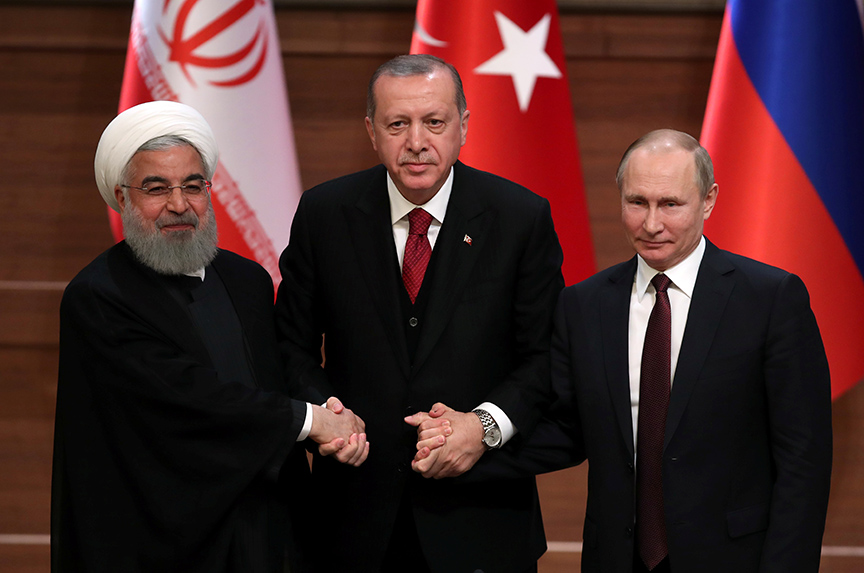 Beyond Syria: Moscow's Objectives in the Middle East