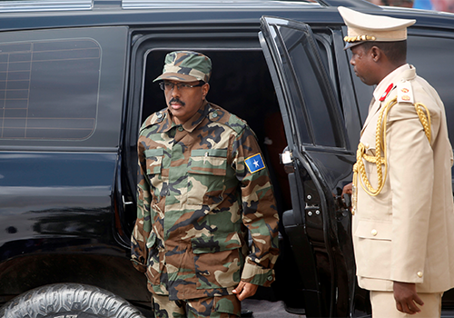Bruton Quoted in Cipher Brief on How Continued Deployment of Foreign Troops Causes Tension in Somalia