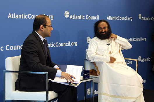 Sri Sri Ravi Shankar and The Art of Living