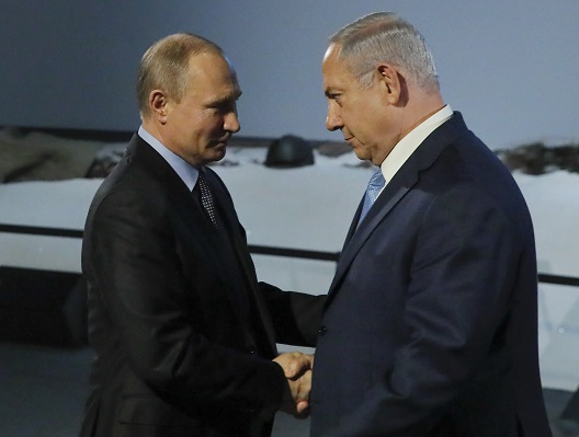 Increased Tensions between Russia and Israel in Syria