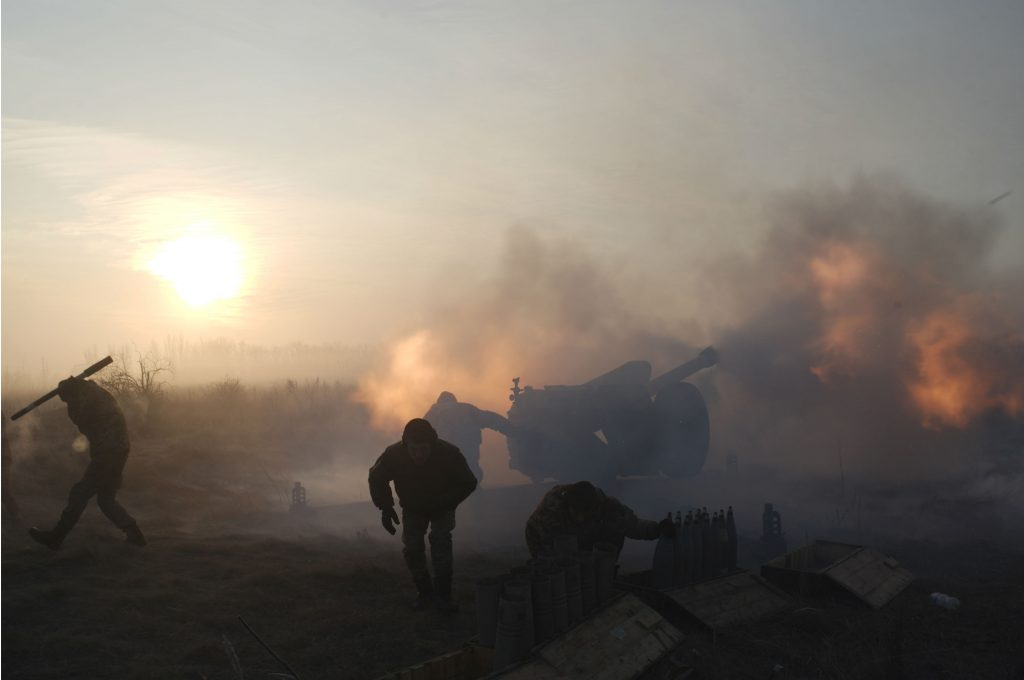 What Does Ukraine's New Military Approach Toward the Donbas Mean?