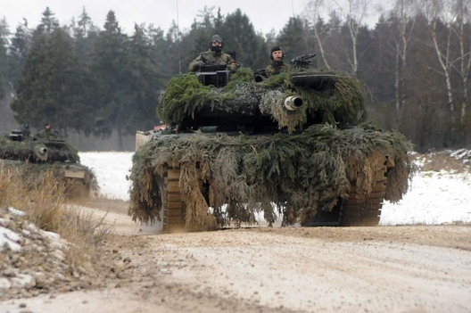Is Germany's Military Readiness Problem a Critical Vulnerability for NATO?
