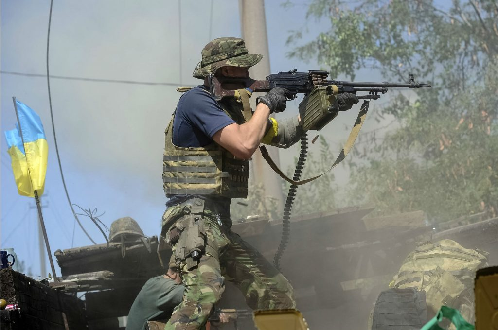 Q&A: Why Are Things Heating Up in Ukraine Again?