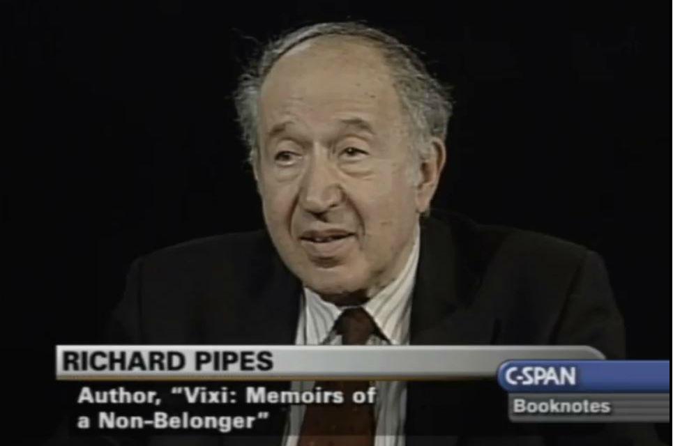 Richard Pipes: An Appreciation
