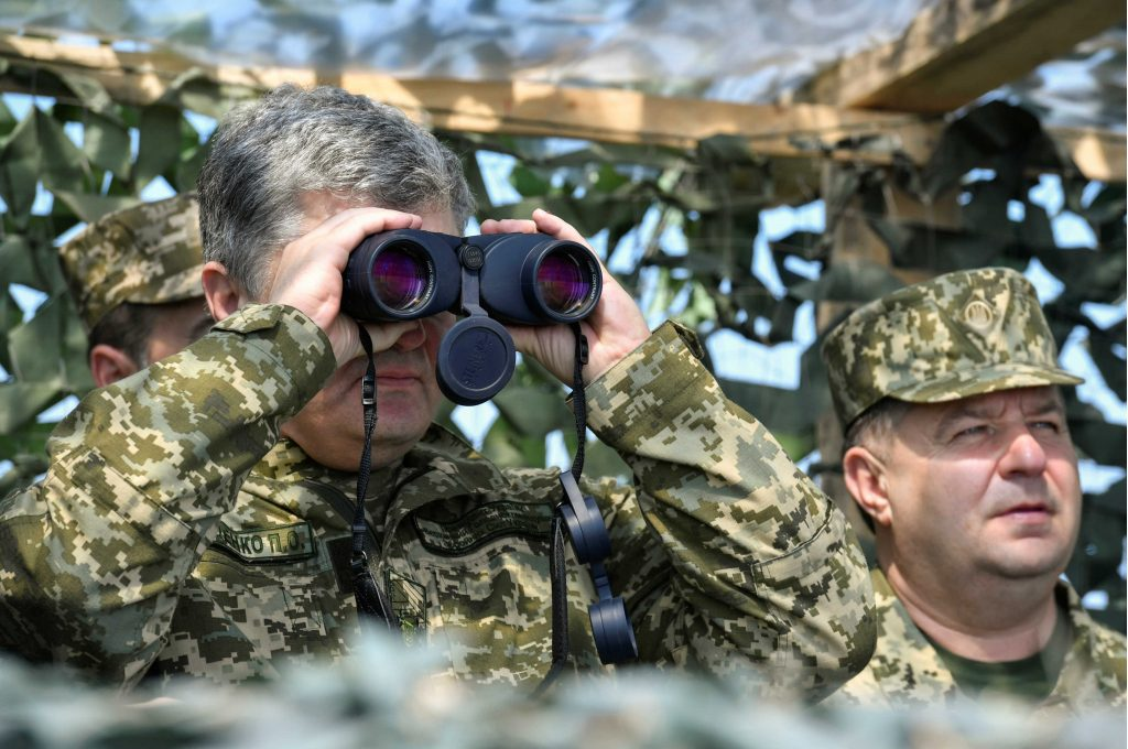 How Ukraine Can Seize the Moral High Ground in the Donbas