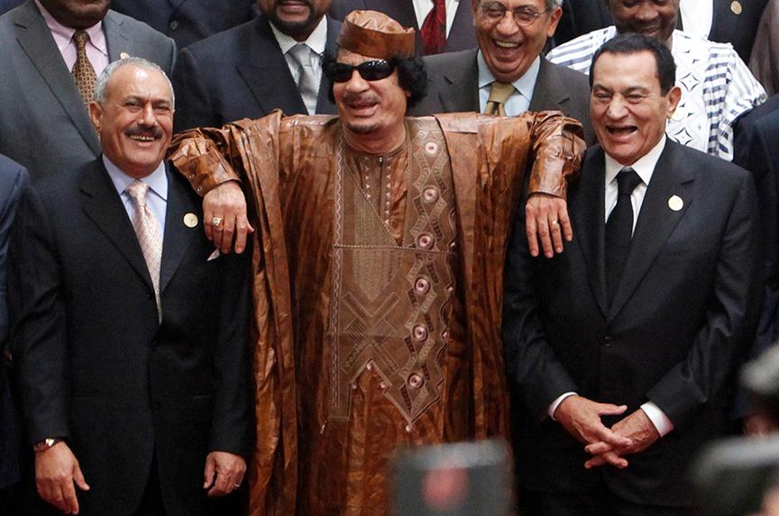 Why North Korea is Not Libya
