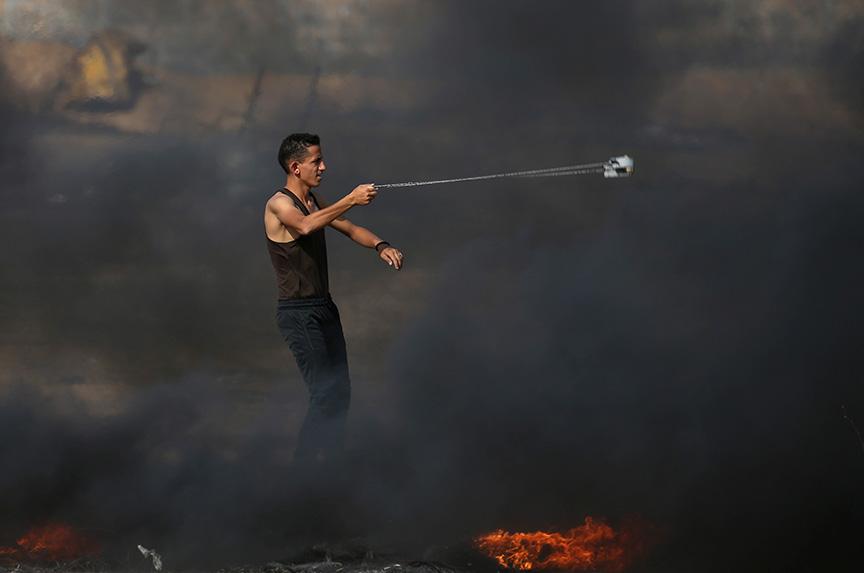 US Initiative Vital for Calming Israeli-Palestinian Tensions