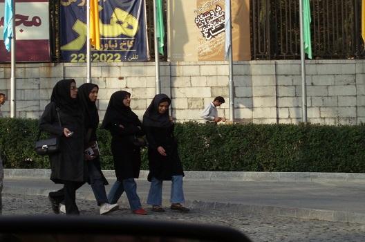 Iran's Hijab Protests Are a Middle Class Phenomenon