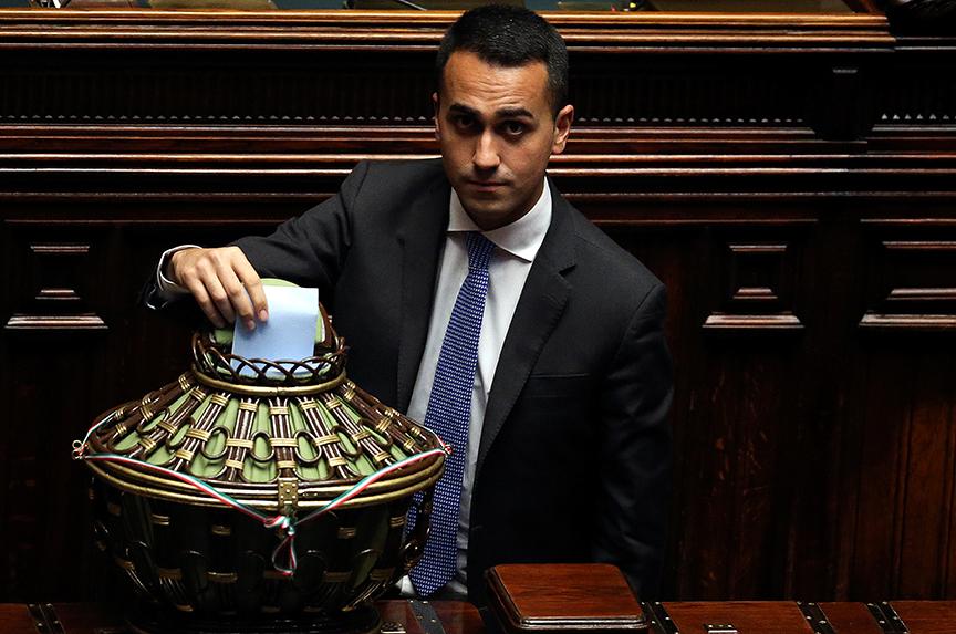 Italy May Soon Be Led by an Anti-EU, Pro-Putin Coalition