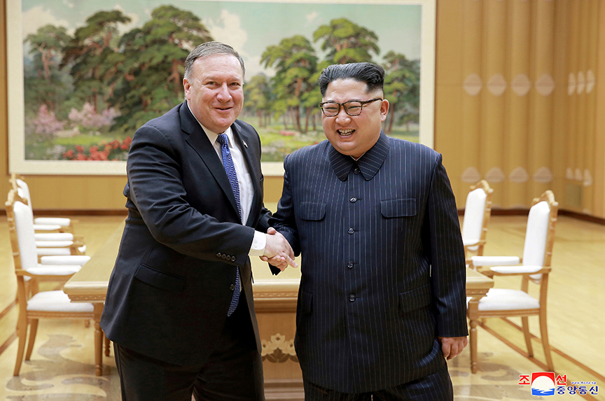 North Korea Threatens to Pull the Plug on Trump-Kim Summit