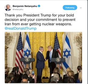 NetanyahuTweet