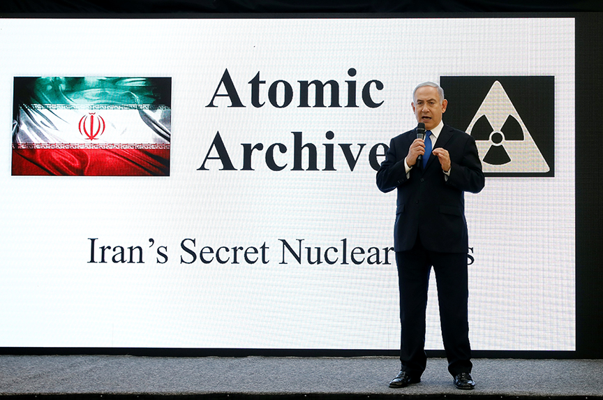 Why Netanyahu's Revelations Are Significant