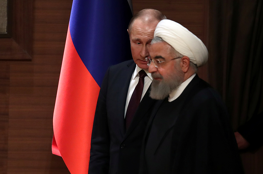 Can Russia Serve As An Honest Broker Between Israel And Iran?
