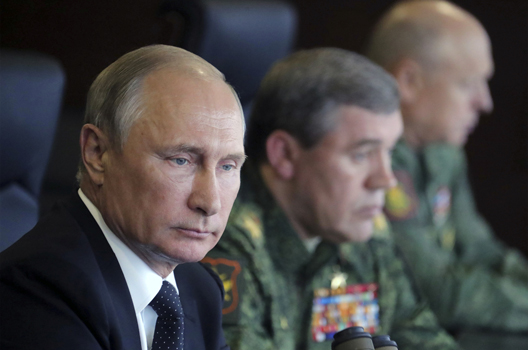 Russia is Anxious About War. Here's How the United States Should Respond