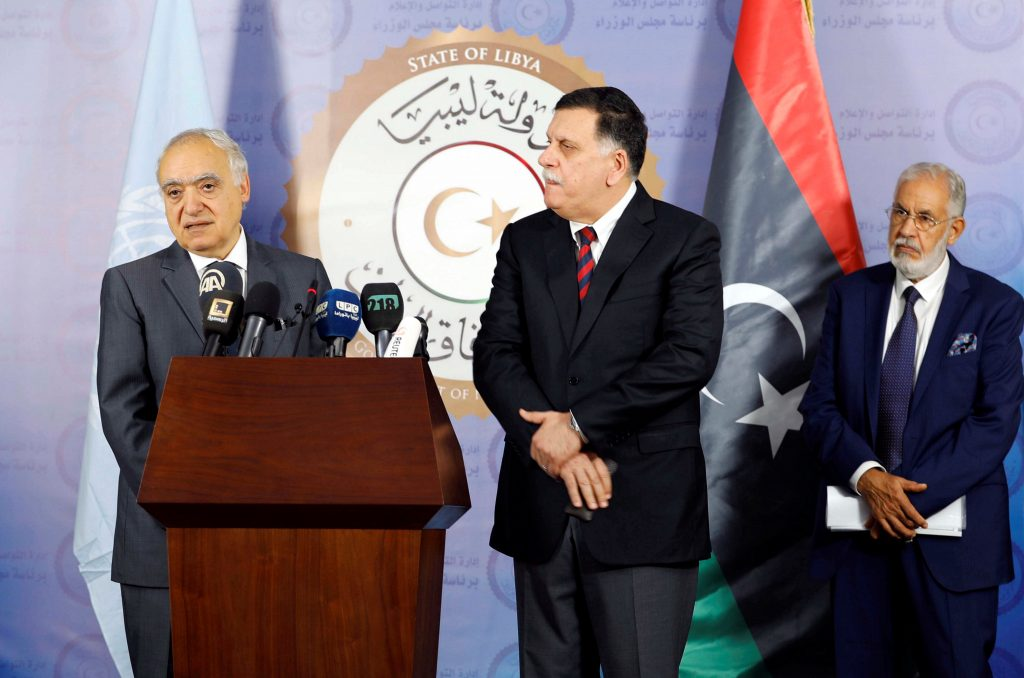 A national conference for Libya's future