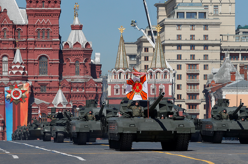 Russia's 2017 Defense Spending Cut Is Not What It Seems