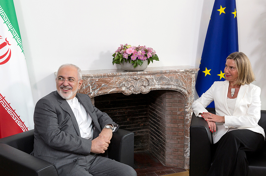 Can the European Union's Sanctions Blocking Regulation Save the Iran Nuclear Deal?