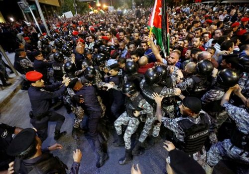 Teachers' protest challenges Jordanian status quo