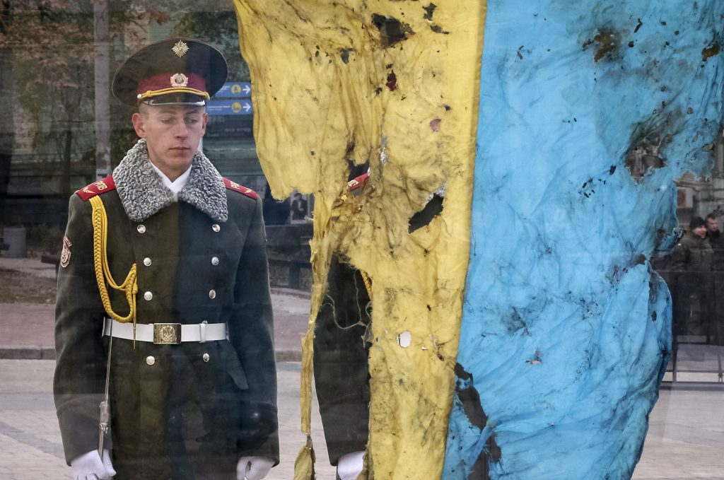 Ukraine's Veterans Are a Powerful Constituency. Who Will Control Them?