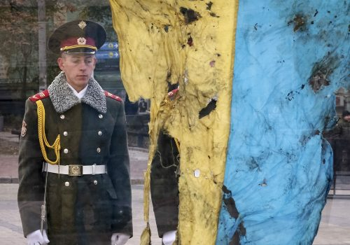 Report launch: Why Ukraine's veterans can't be forgotten