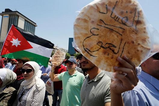 Jordan's austerity protests in context