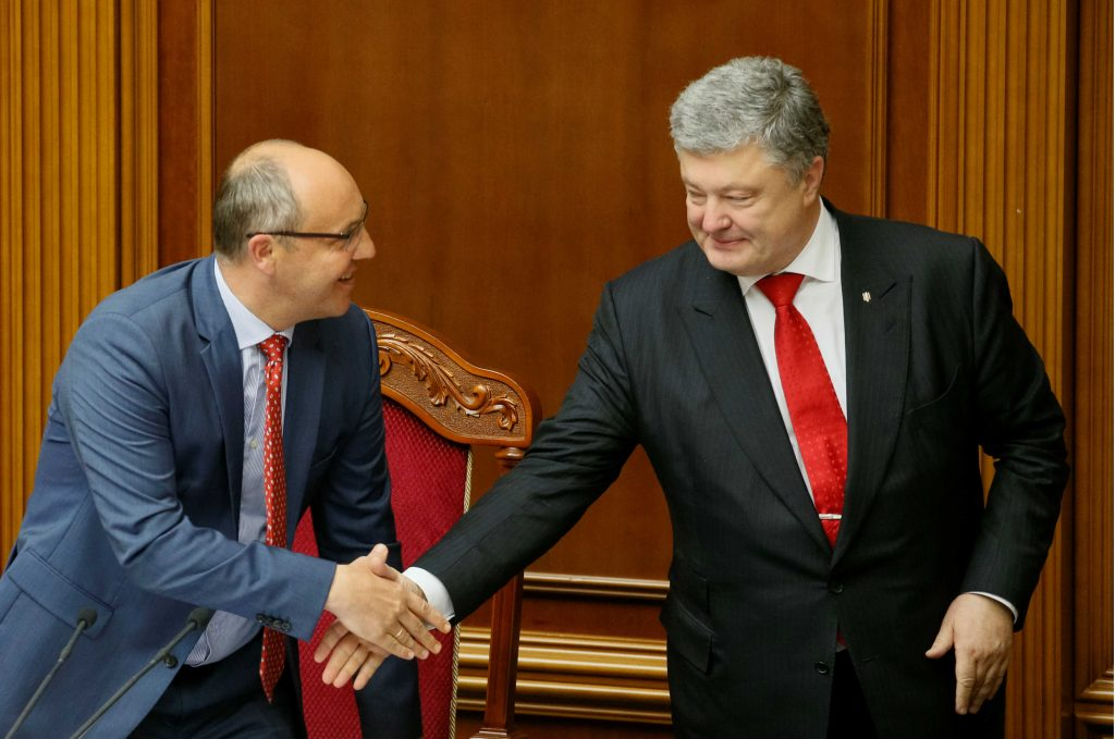 Ukraine Takes One Step Forward and Two Steps Back