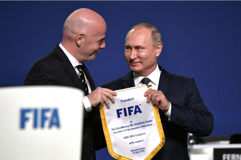 Will Ukraine Be the Ultimate Loser of Putin's World Cup?