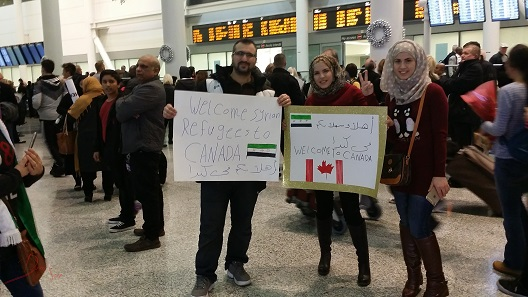 Syrian Refugees and Indigenous Canadians Foster Growing Communities