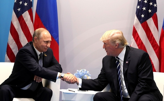 NATO Expert: Allies Worried About Likely Trump-Putin Meeting
