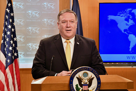 Secretary of State Pompeo: Despite Current Rift, Alliance Between US and Europe Is Strong
