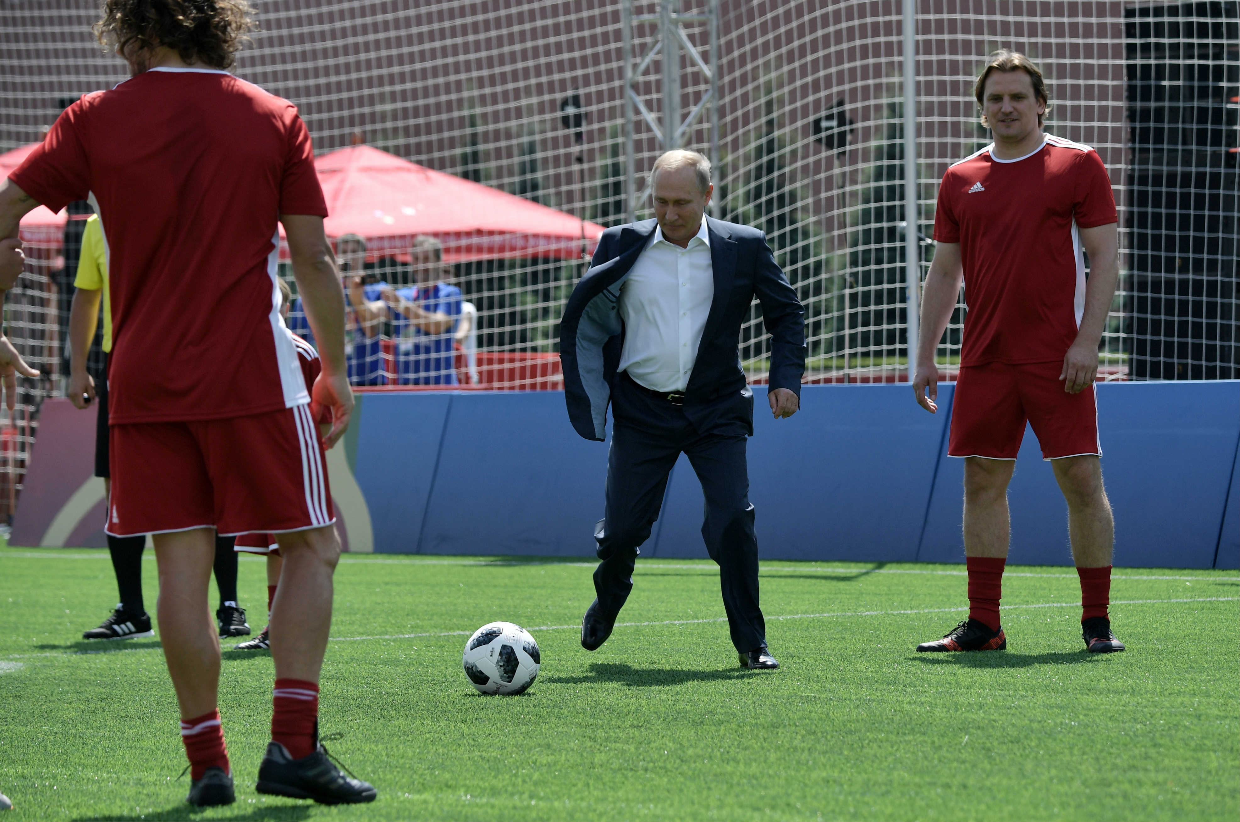 Is Putin Planning a Post-World Cup Surprise? - Atlantic Council