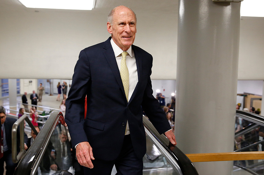 Director of National Intelligence Dan Coats: Russia is Attempting to Influence US Midterms, Divide Transatlantic Alliance