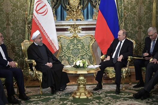 Cracks in Iran-Russia Alliance in Syria Widen as War Winds Down