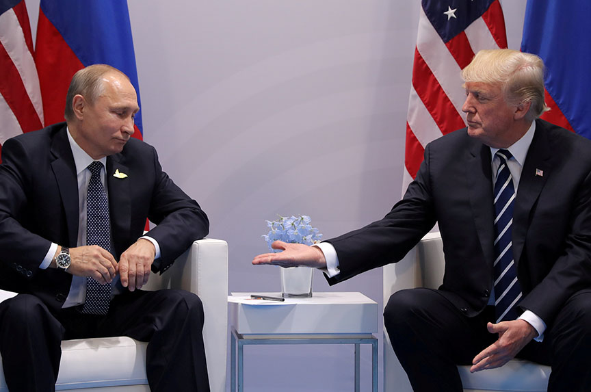 Managing a Trump-Putin Summit Amid Confusion Over US Policy Toward Russia