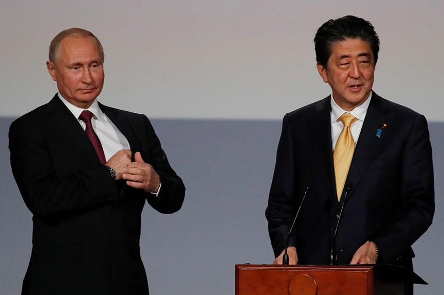 How Russia Exploits Japan's Soft Approach