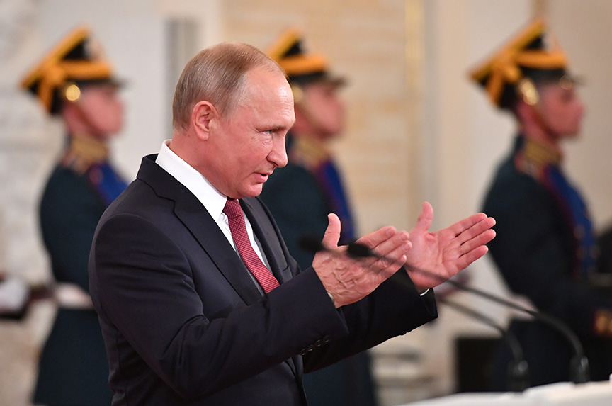 The DETER Act Will Not Deter Russia. It Will Instead Hurt US, EU Economies