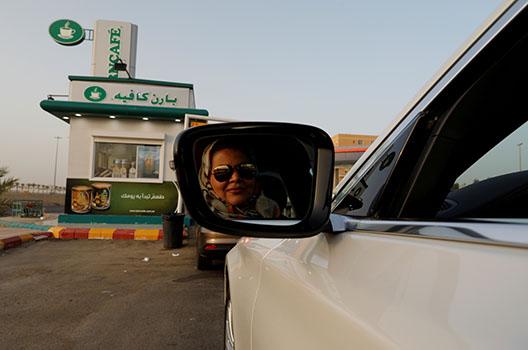 Saudi Arabia Puts Women in the Driver's Seat