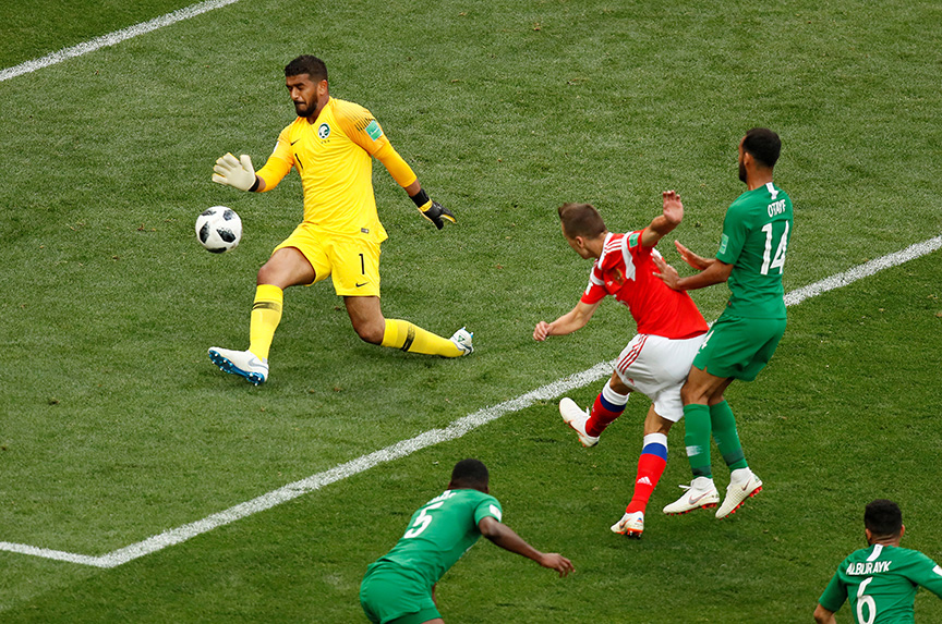 Political Football: The World Cup's Middle East Challengers