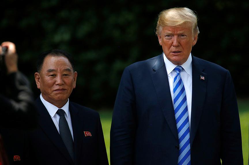 Trump-Kim Summit is Back On