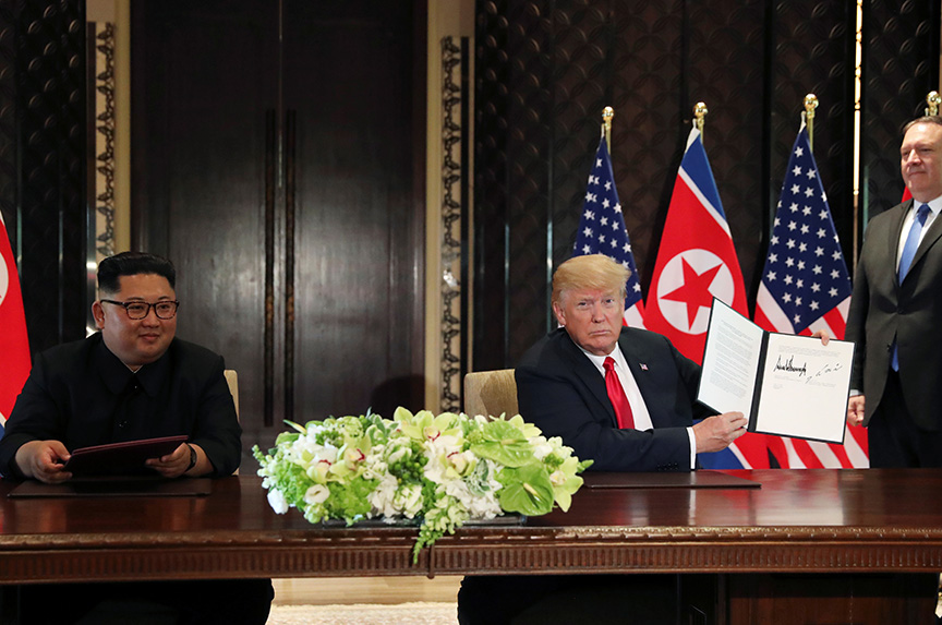 Trump-Kim Summit: What About Denuclearization?