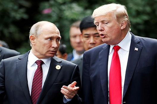 The Trump-Putin Summit