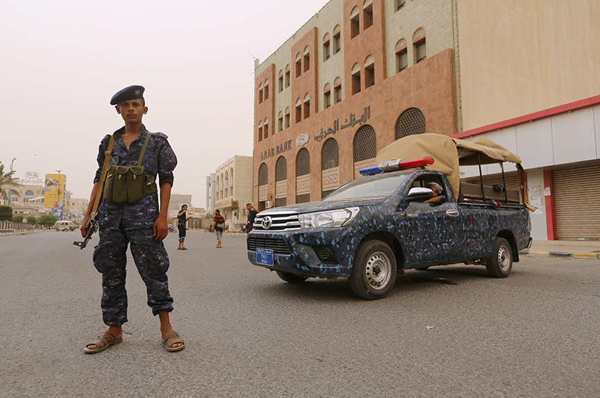 Yemen's Never-Ending War