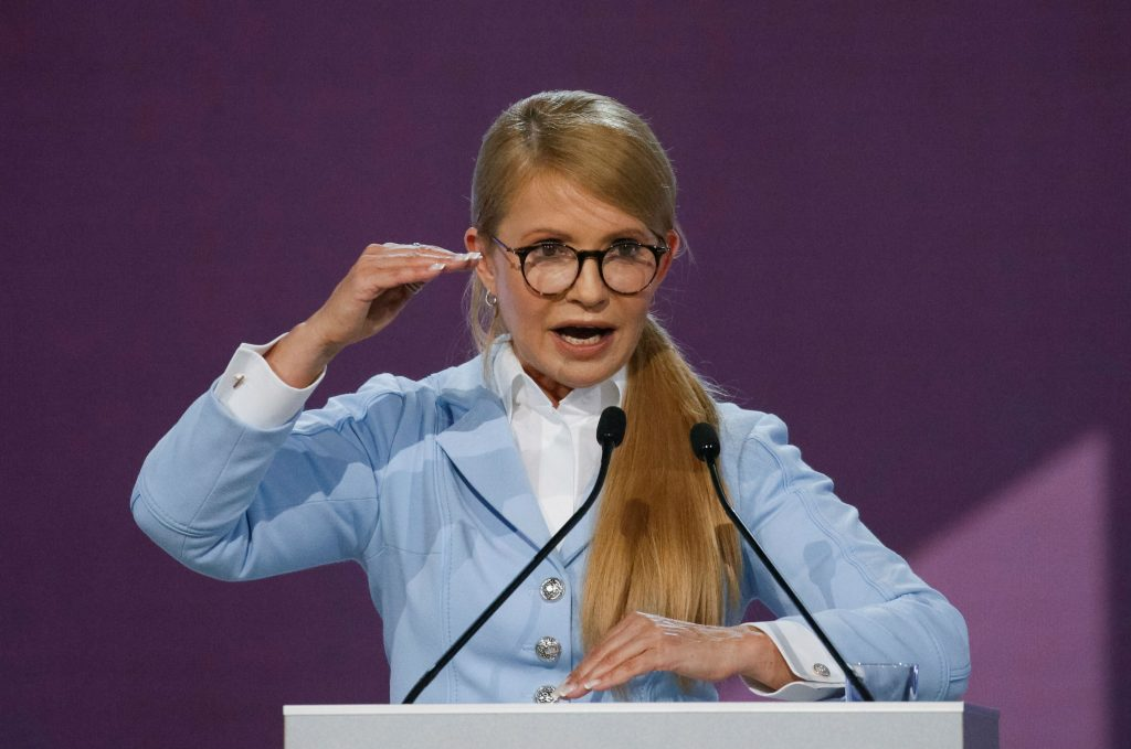 How the Tymoshenko We All Know Is Changing