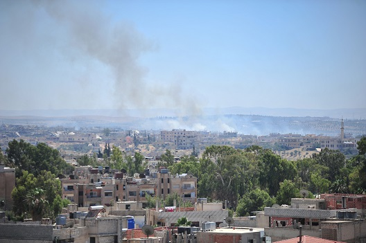 Enduring Instability Looms in Syria's Southwest