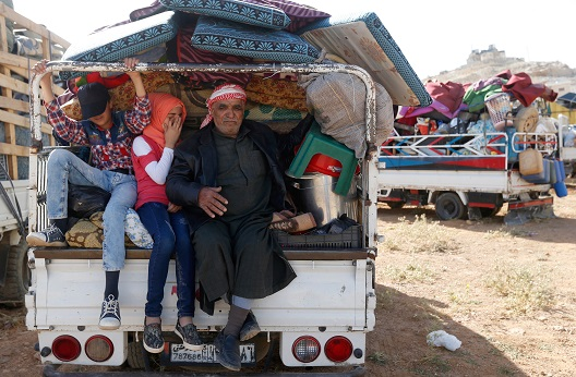 Syrian refugees in Lebanon: Potential forced return?